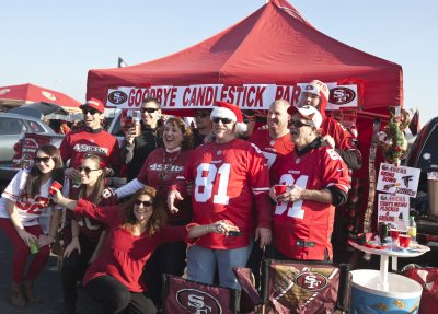 San Francisco bids farewell to Candlestick Park