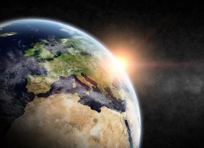 Study: Earth has had water since birth of solar system