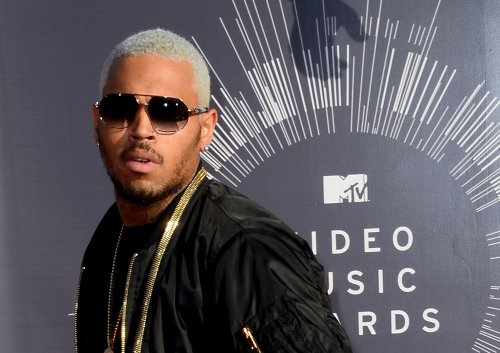 Chris Brown slams Adrienne Bailon for Karrueche Tran remarks