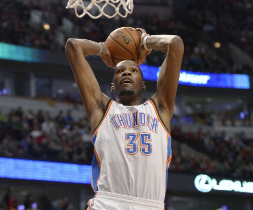 Kevin Durant, Jeff Teague are NBA Players of the Week