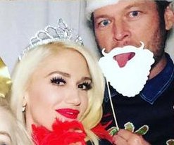Blake Shelton, Gwen Stefani attend engagement party