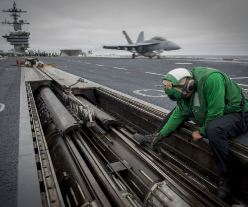 USS Carl Vinson to be deployed in warning to North Korea