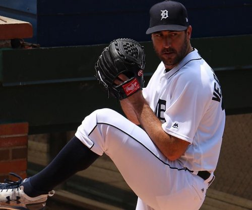 Detroit Tigers' Justin Verlander exits with groin tightness
