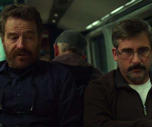 Steve Carell, Bryan Cranston hit the road in 'Last Flag Flying' trailer