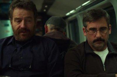 Steve Carell, Bryan Cranston hit the road in 'Last Flag Flying' trailer