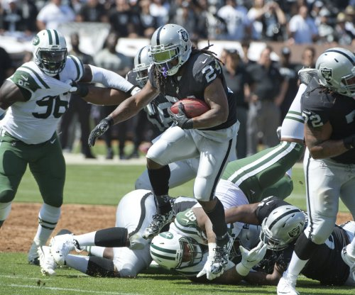 Rolling Oakland Raiders set for national stage versus Washington Redskins