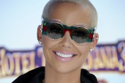 Amber Rose gives birth to son with Alexander 'AE' Edwards