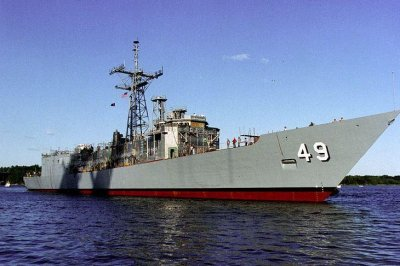 Bahrain approved for $150M refurbishment of U.S. Navy frigate