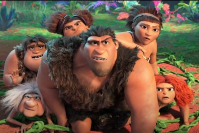 'The Croods' live with a modern family in 'A New Age' trailer