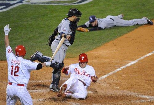 MLB: Philadelphia 5, Tampa Bay 4
