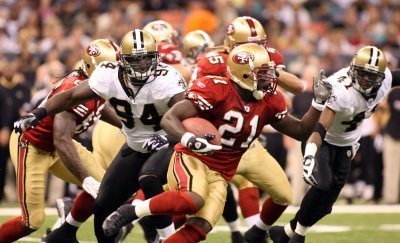 NFL: New Orleans 31, San Francisco 17