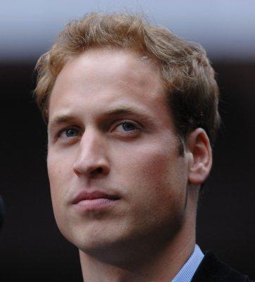 William admits to pre-wedding anxiety