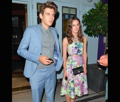 Keira Knightley, James Righton enjoy dinner date in London