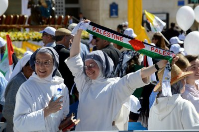 Pope Francis declares sainthood for two Palestinian nuns