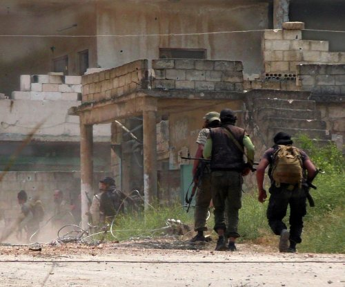 Russian-backed pro-Assad forces regain territories across Syria