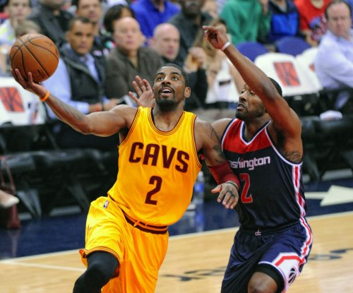 Kyrie Irving denies wanting to leave Cleveland Cavaliers