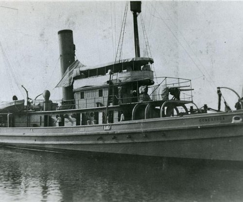 Wreckage of USS Conestoga, missing for 95 years, confirmed off California coast