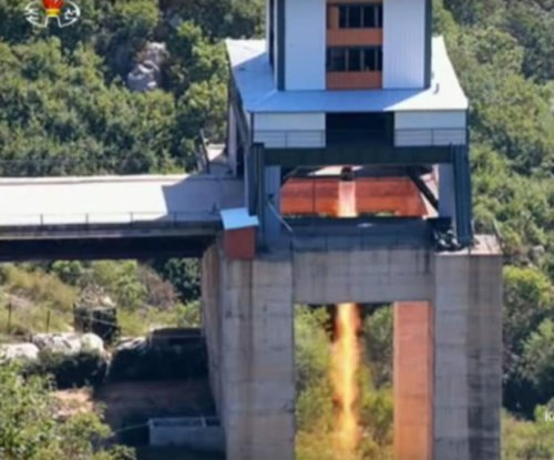 North Korea's new rocket engine too powerful for ICBMs, analyst says