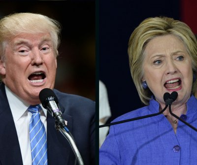 UPI/CVoter poll: Hillary Clinton, Donald Trump in virtual tie heading into first debate