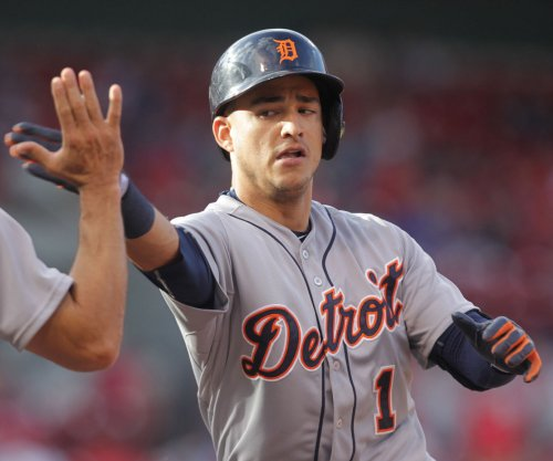 Jose Iglesias collects three hits as Detroit Tigers top Cleveland Indians