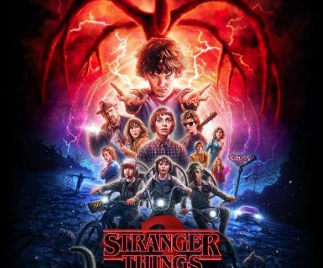Netflix releases final 'Stranger Things' Season 2 poster ahead of premiere