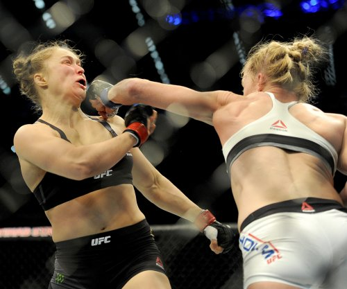 UFC 219: Holly Holm relishes role of underdog