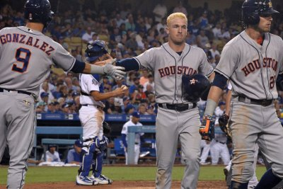 Banged-up Houston Astros brace for Seattle Mariners