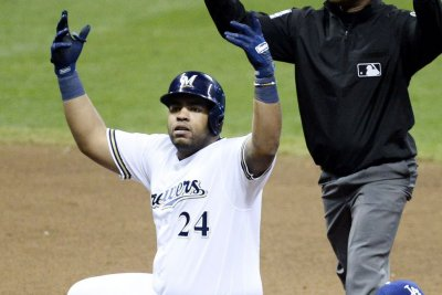 Tampa Bay Rays to acquire Jesus Aguilar from Milwaukee Brewers