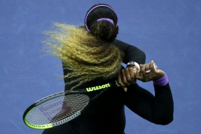 U.S. Open tennis: Serena Williams 'more prepared' for Grand Slam