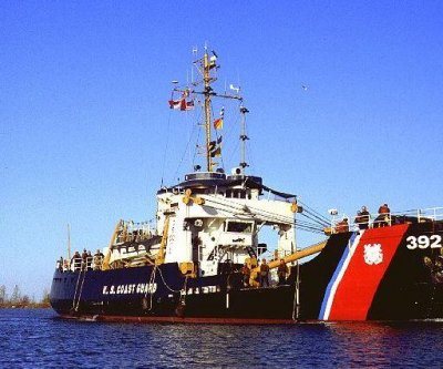 Decommissioned Coast Guard cutter Bramble to go to auction