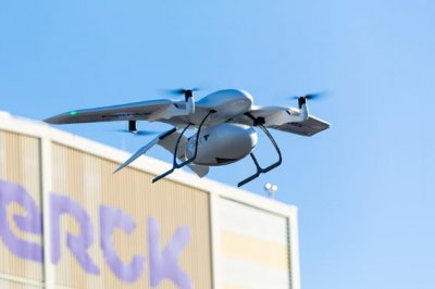 Doctors make first drone delivery of diabetes meds to remote patient