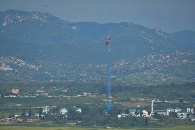 North Korea moving to install propaganda loudspeakers, reports say