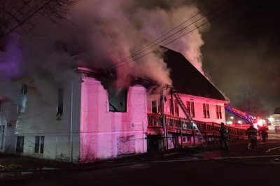Blaze at Mass. Black church investigated as possible hate crime