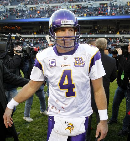 NFL: Favre 'sexting' probe completed