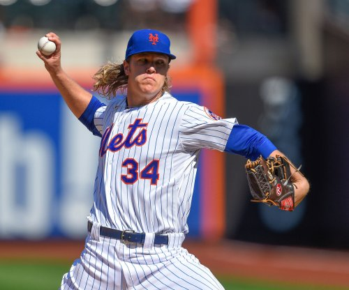 New York Mets' Noah Syndergaard aims to get 'comfortable'