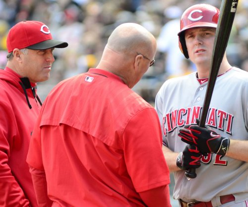 Scott Schebler delivers late as Cincinnati Reds top Philadelphia Phillies