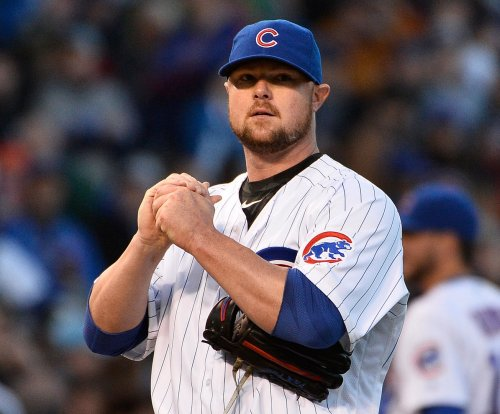 Jon Lester, David Ross help Chicago Cubs beat Philadelphia Phillies