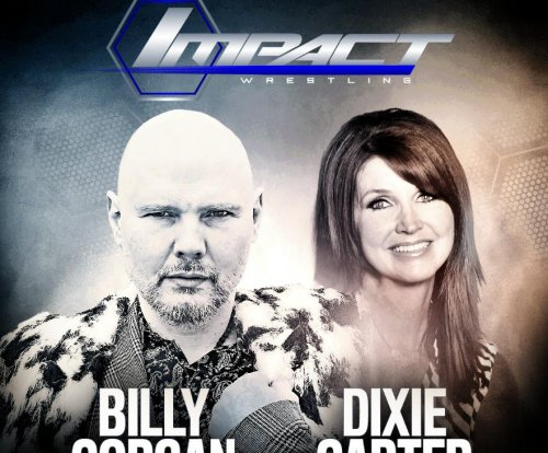 Billy Corgan named new president of TNA Wrestling