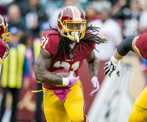 Washington Redskins looking for durability in starter Matt Jones