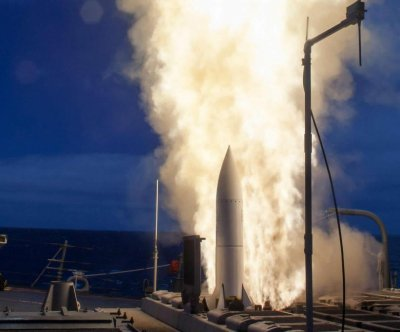 U.S. Navy sets intercept record with SM-6 missile