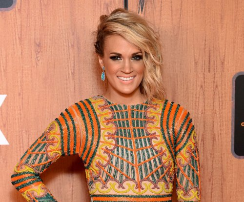 Carrie Underwood says son's life is 'not all glamorous'
