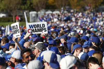 Cubs Parade: 5 million celebrate 'Cubstock 2016'