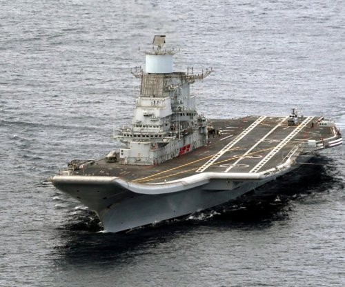 Indian navy successfully test fires surface-to-air missile from aircraft carrier