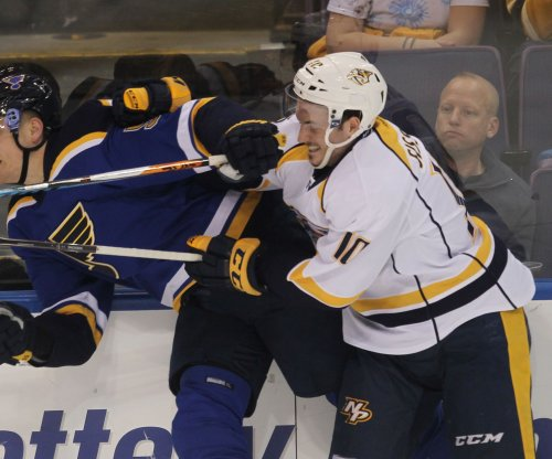 Nashville Predators' Colton Sissons not suspended, can play in Game 6