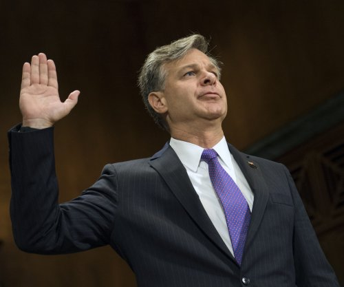 Senate confirms Wray as FBI director