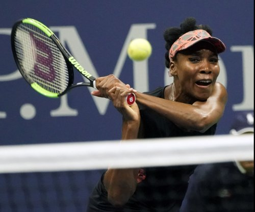 WTA Singapore: Venus Williams tops Jelena Ostapenko in thriller