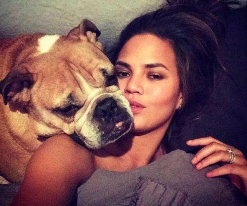 Chrissy Teigen mourns dog Puddy's death: 'My heart aches'