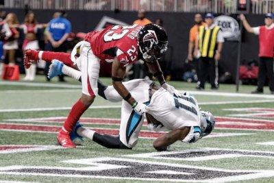 Carolina Panthers WR Torrey Smith: NFL fines a 'bail system'