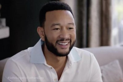 John Legend thanks his dad in teaser for Father's Day special