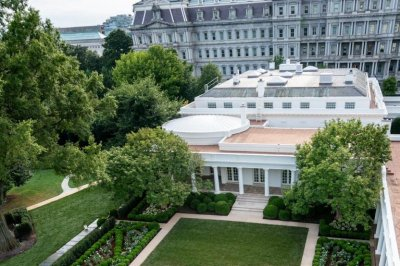 Melania Trump shows off renewed Rose Garden ahead of RNC speech